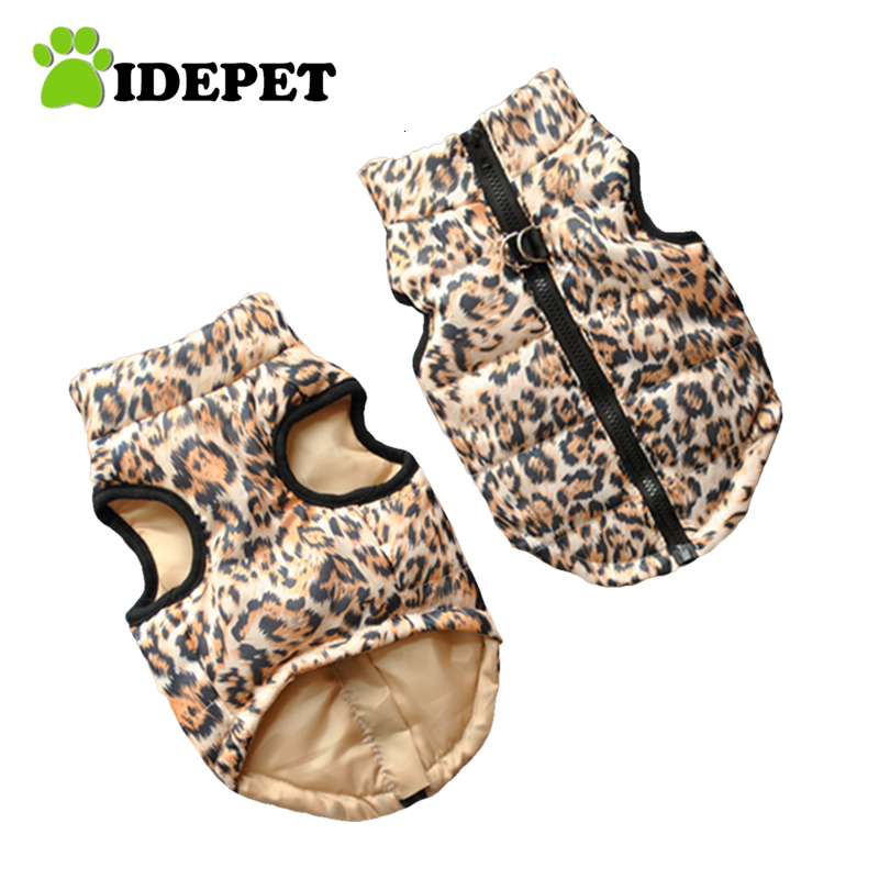 Waterproof Dog Jacket and Warm Pet Clothing with Zipper Design 10