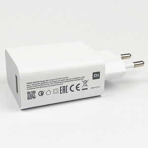 Image 2 - Original Xiaomi 27W Fast Charger QC 4.0 Turbo Charge adapter Usb C Cable for mi 9 SE 9T Pro max 3 A3 redmi note 7 8 k30 note 10