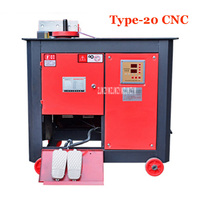 Small CNC Steel Bar Bending Machine Electric Rebar Bending Machine Automatic Round Steel Bending Machine 220V/380V 25 30r/min