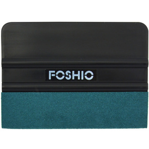 Image 3 - FOSHIO 3/6pcs גלישת מגב עבור סרט ניקוי סיבי פחמן מגרד מדבקת מסיר חלון גוון זכוכית ויניל מוליך כלים