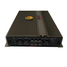 New 2021  Powerful Mosfet 4 Channel 3200W Car Amplifier High Power Audio Booster Amplifiers 4 Ch Active Aluminum