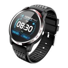 """W3 montre intelligente ECG HRV SPO2 Sport fréquence cardiaque pression artérielle moniteur doxygène Bracelet IP67 étanche 1.3 """"grand écran"""