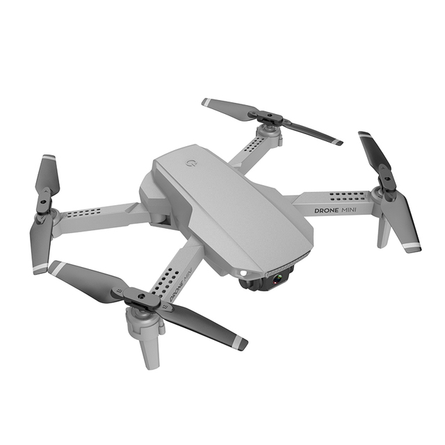E88 Mini Drone 4K 2.4GHz RC quadrirotor avec WIFI FPV 480P/4K caméra taille fixe pliable quadrirotor jouet VS E68 E58 E59 E525