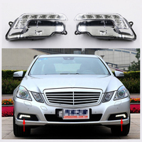 Auto Left Right Daytime Running Light Driver for Mercedes W212 E300 E350 E500 E550 09 13 W207 2009 2010 A2128200756 A2128200856