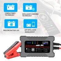 Lancol CAT100 12V 3A Voll Automatische Batterie Ladegerät/Tester/Betreuer 8-Bühne Rettungs und Erholen Batterien