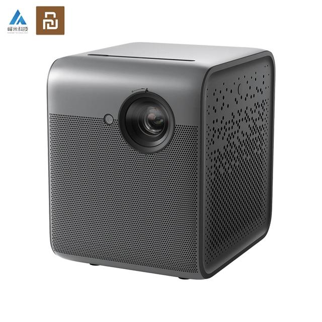 Youpin Fengmi Smart Lite DLP 3D Proiettore 550Ansi Lumen 1080P Supporto 4K Android 2 + 16GB smart Home, Casa Intelligente Proiettore Del Teatro
