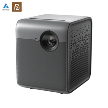 Youpin Fengmi Smart Lite DLP 3D Projector 550Ansi Lumens 1080P Support 4K Android 2 + 16GB Smart Home Theater Projector