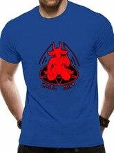 Camisetas de algodão puro satânico demônio satânico camisetas de impressão de camiseta do diabo fazer vindima