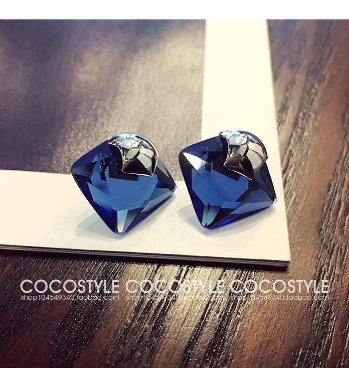 Koop Mode-sieraden 925 Zilveren Kristal Uit Swarovskis Opaal Vrouwen Oorbellen Vrouwen Verjaardagscadeau