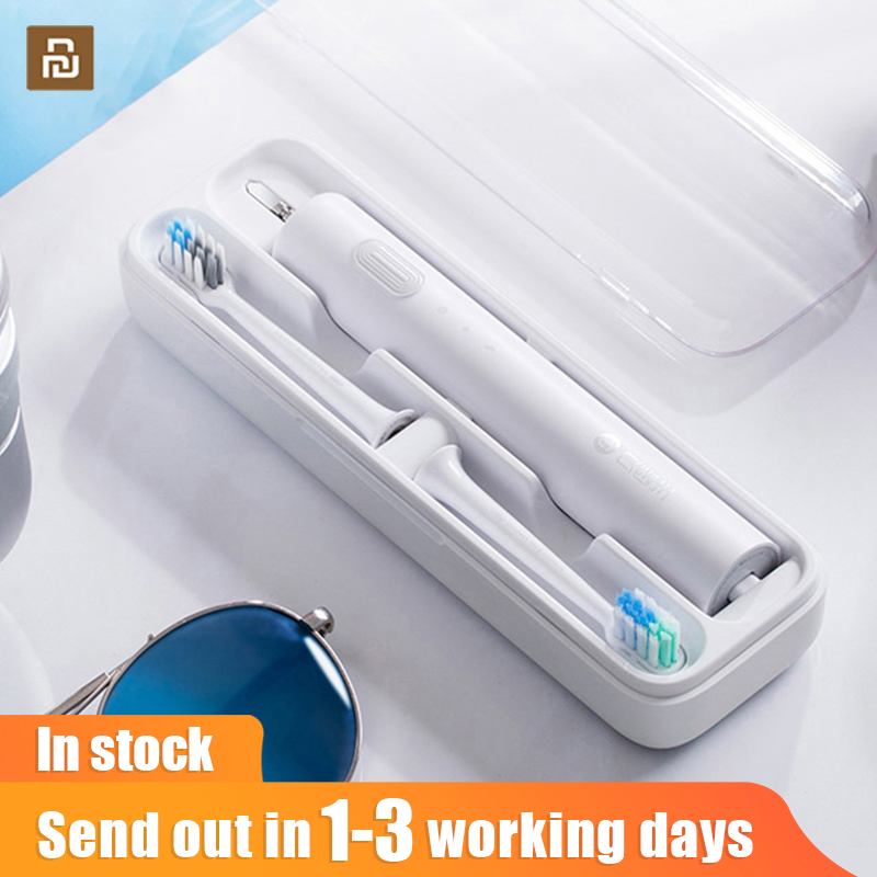 Youpin Dr.Bei Electric Sonic Toothbrush Waterproof Wireless Portable Rechargeable Toothbrush with the gift box Chrismas Gift