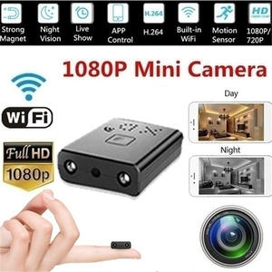 Mini Camera Camcorders Sd-Card Micro-Cam Surveillance Motion-Detection CCTV Night-Vision