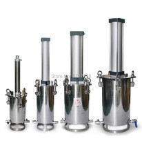Cylinder piston pressure tank dispensing piston for high viscosity glue silicone PU glue dispensing pressure tank glue stainless steel pressure tank with factory price