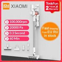 Xiaomi Mijia Handheld Stofzuiger 1C 20000Pa Cyclone Zuigkracht Voor Thuis Auto Huishouden Draadloze Vegen Multifunctionele Borstel