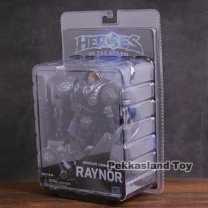 Image 3 - NECA 폭풍의 영웅 Raynor PVC 액션 피규어 소장 모델 장난감