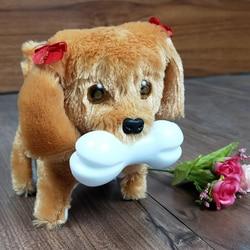 Elektronische Huisdieren Hond Speelgoed Kan Zingen Lopen Interactieve Elektrische Geluid Huisdieren Dieren Elektronische Robot Hond Speelgoed voor Kinderen Geschenken