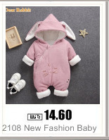 Heea29ce6b3bb46379fd811a03960f30b0 Baby boy girl Clothes 2019 New born Winter Hooded Rompers Thick Cotton Outfit Newborn Jumpsuit Children Costume toddler romper