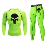 Dark Green - Men's bodybuilding jogging suit