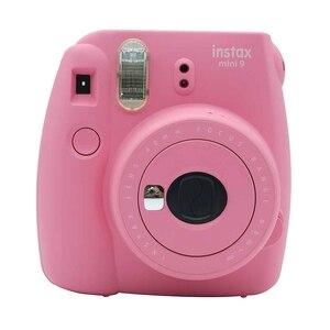 Image 2 - Fujifilm INSTAX Mini 9 Paquete de regalo de película instantánea de la Cámara nuevo 5 colores Navidad Año nuevo regalo foto de cámara instantánea