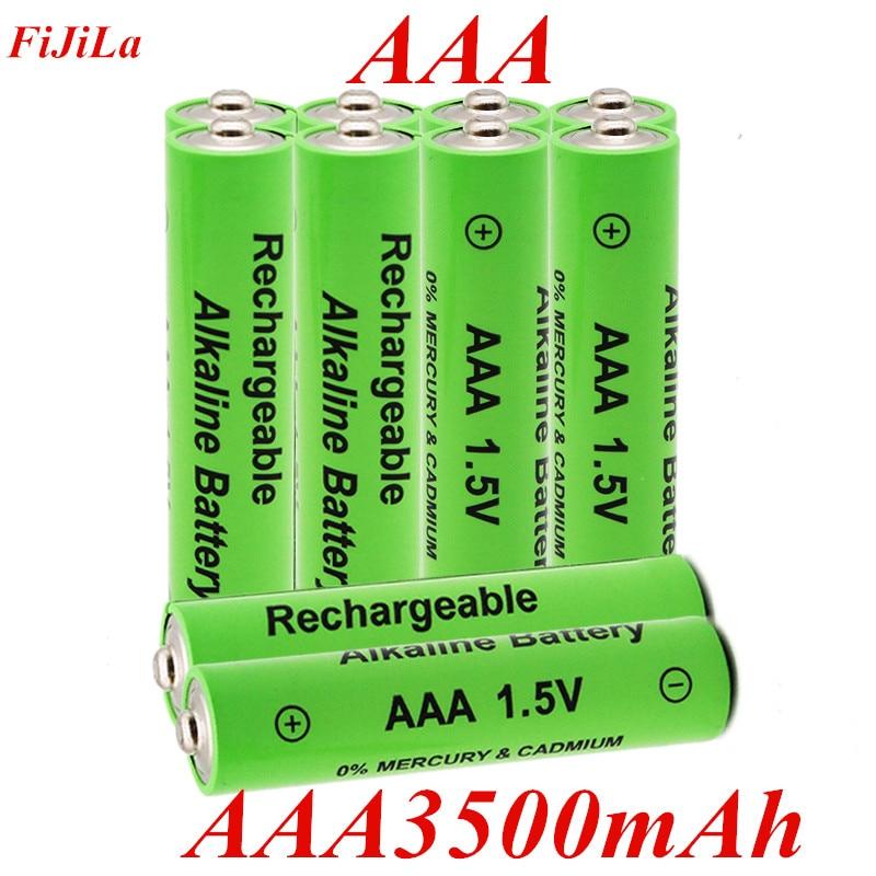 AAA 1,5 V 3500 mah перезаряжаемый аккумулятор AAA 1,5 V 3500 mah перезаряжаемые Alcalinas drummey + 1 шт., размер: 4-элементная батарея зарядное устройство