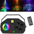 Rgbw Led Dj Laser Disco Licht Strobe Magic Ball Laser Project Dmx 512 Podium Verlichting Effect Bar Koffie Thuis Party bruiloft Licht
