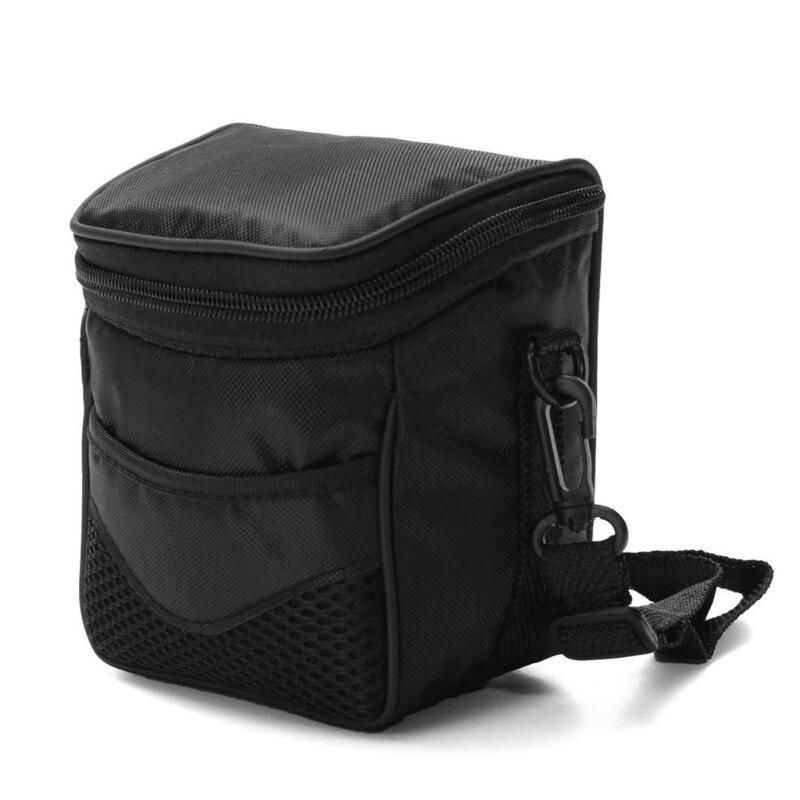 Black Digital Camera Waterproof Case Shoulder Bag For Canon ILDC Camera