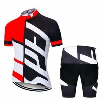 2020 Pro Team SPECIALIZEDING MTB Cycling Bib Cycling Shorts Clothing Men Cycling Jersey Set Cycling Clothing Triathlon