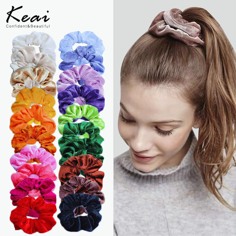 18 Pcs//Set Kids Girl Hair Clips Band Claws Hair Pony Bands Comb Mirror Gift Clip
