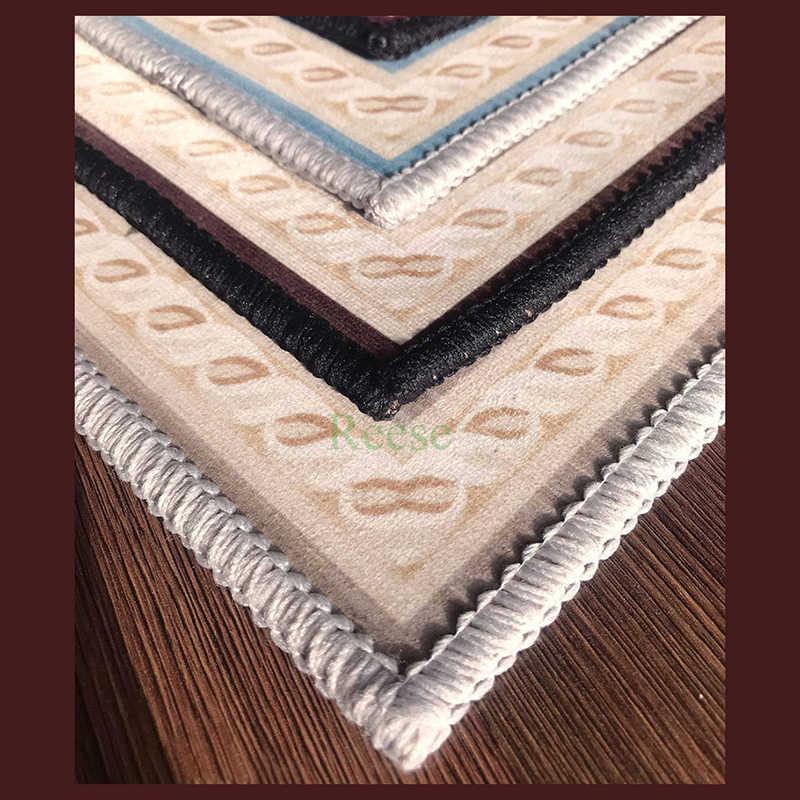 Aliexpress ขายทันสมัยเปอร์เซียพรมสำหรับห้องนั่งเล่นลื่นผ้ากันเปื้อนพรมสำหรับห้องนอน Parlor โรงงานอุปทานโดยตรง