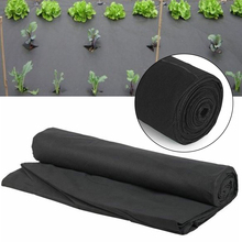 Greenhouse Accessories Barrier Landscape Garden Ground Cover Home Weed Control Fabric Plant Membrane Heavy Duty Yard Sheet