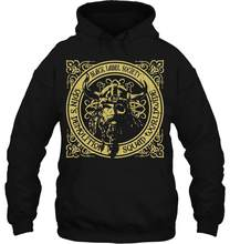 Men Hoodie LEQEMAO BLACK LABEL SOCIETY BLS Odin Demolition Squad Navy NEW Fashion Women Streetwear(China)