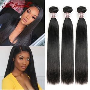Image 3 - פרואני ישר שיער טבעי עם תחרה סגירת כפול ערב שיער טבעי חבילות עם סגירת 4X4 hd תחרה סגר עם 3 חבילות