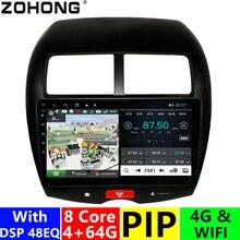 4 + 64Gb Spotr Octa núcleo android para Mitsubishi ASX RVR Outlander multimídia Carro DVD player autoradio de navegação GPS rádio estéreo