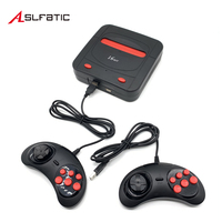 Mini Classic 16 Bit Sega TV Game Console Retro Video Game Console Support TF Card HDMI Handheld Gaming Player Built In 188 Games