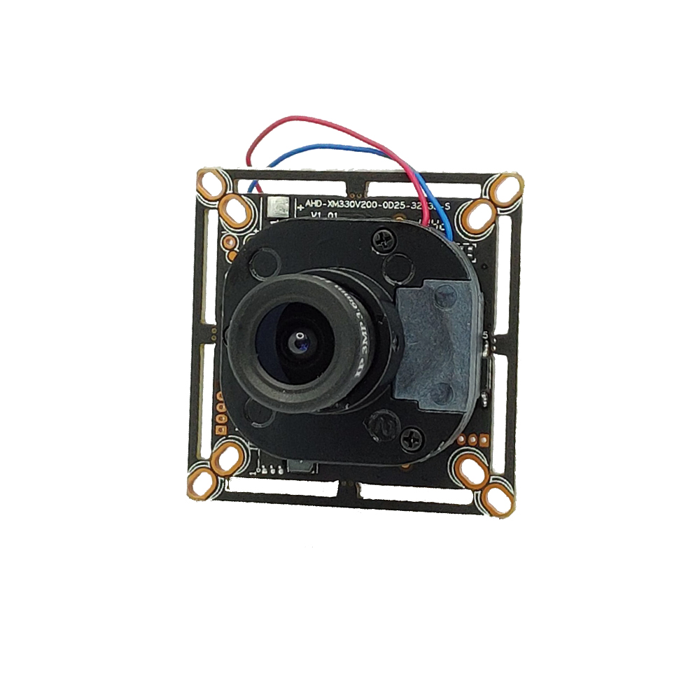 AHD Original XM 1080P Camera Module 2MP DIY PCB Board CCTV Security Camera For AHD/XVI/TVI/CVI/CVBS CMOS Cam With HD 3.6mm Lens
