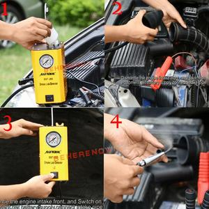 Image 5 - AUTOOL SDT202 Car Smoke Generator Automobile Smoke Leak Detector of Pipe Systems Smoke Leak Tester Pipe Diagnostic Wholesale