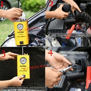 Image 5 - Autool SDT202 車の煙発生器自動車煙リーク検出器のパイプシステム煙リークテスターパイプ診断卸売