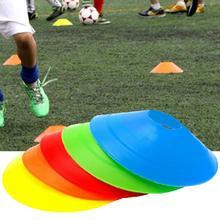 10pcs/lot 19cm Football Training Soccer Sign Dish Pressure R