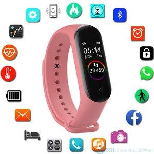 New Smart Watch Men Women Bloo