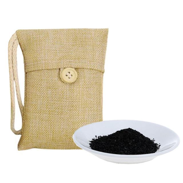 Car deodorization charcoal bag 3pc