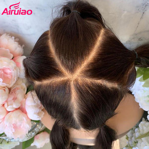 Transparent Lace Wigs Invisible HD Full Lace 13x6 Lace Front Wig Human Hair 360 Lace Frontal Wig Pre Plucked With Baby Hair Remy(China)