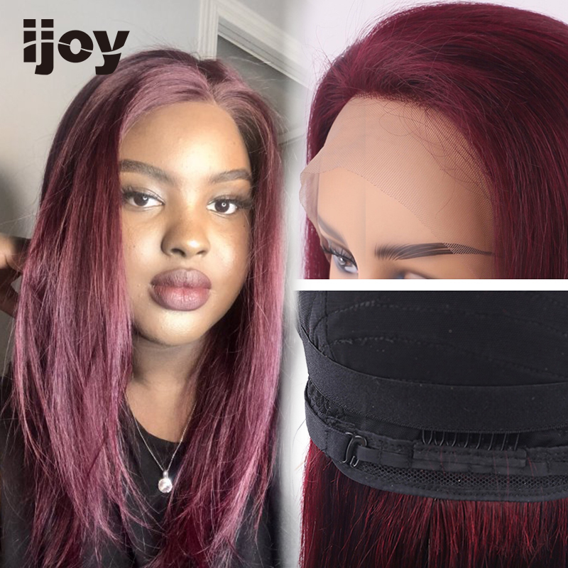 13x4 Lace Front Human Hair Wigs 8