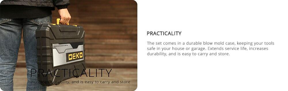 Practicality Handset Tool