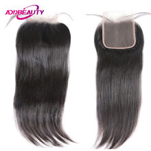 4x4 HD Transparent Lace Closure Straight 13x4 Swiss Lace Frontal Brazilian Human Remy Hair Free Part Natural Color Pre-plucked