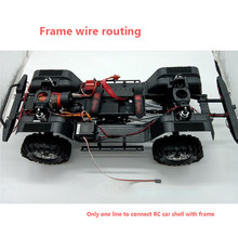 OneLine-GEN8 LED Lighting Kit Group for RedCat GEN8 Scout II Body RC Ca