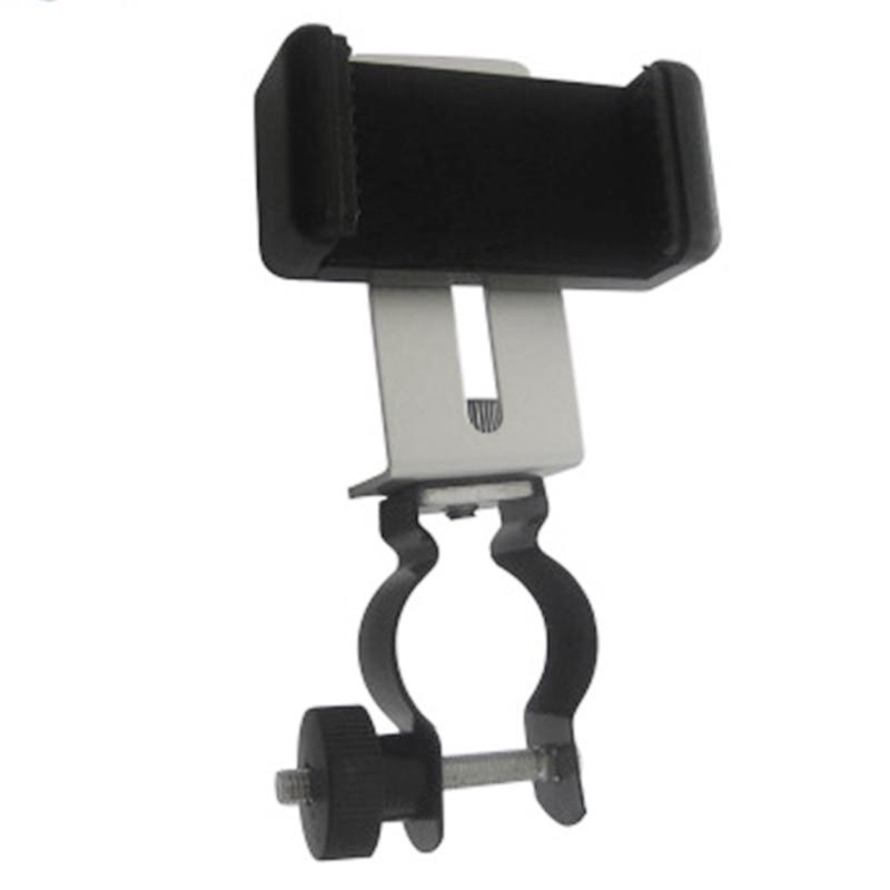 Universal Phone Holder Stand Universal Mount Stand For Binoculars Eyepiece Phone Microscope Telescope Mount