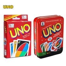 Yoplait uno cartão edição padrão cartão de festa mental placa poker entretenimento engraçado presente caixa lata multiplayer jogando