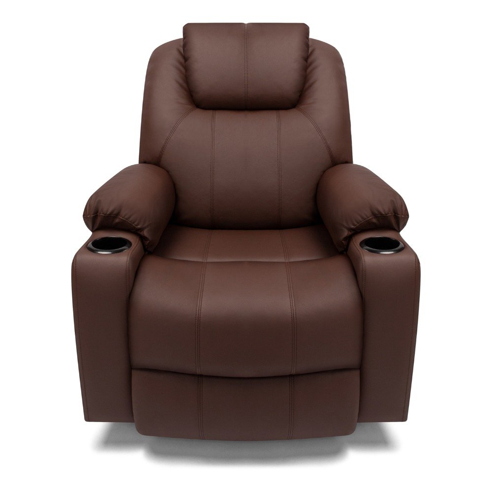 2021 Upgraded Electric Massage Chair Power Lift Recliner Chairs Leisure Soft Sofa Full Body Shiatsu Lounge Armchair for Elderly