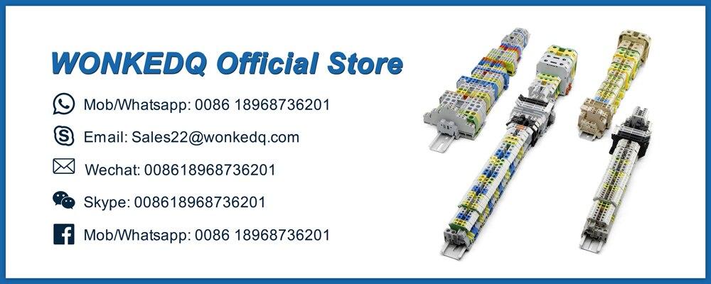 tomada conector elétrico din trilho terminal bloco pt 2.5-3l