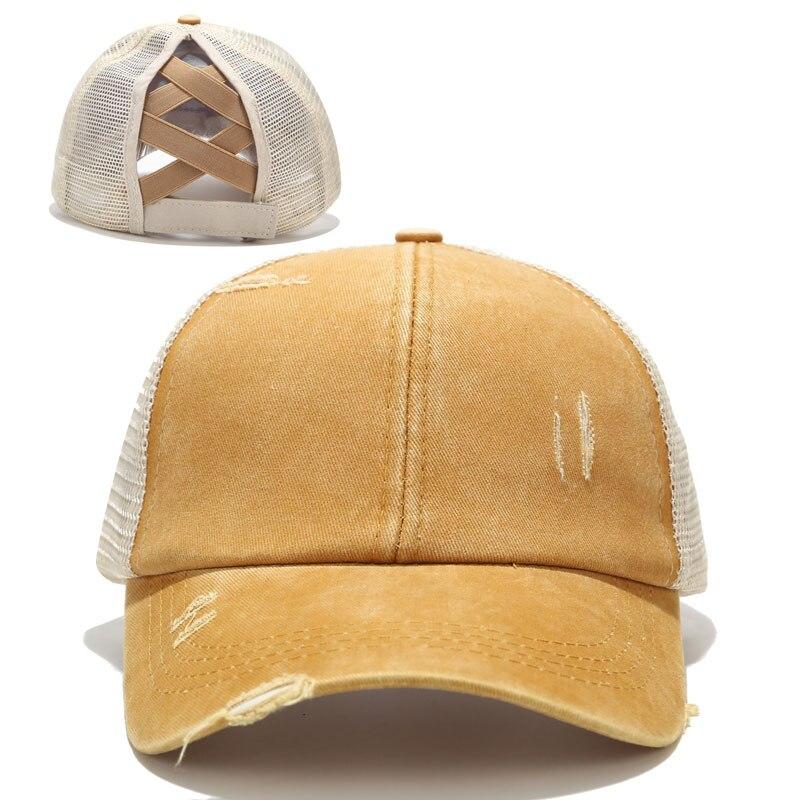 Bandage Back-Yellow