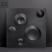 3D Wall Panel Plastic Bubble Design